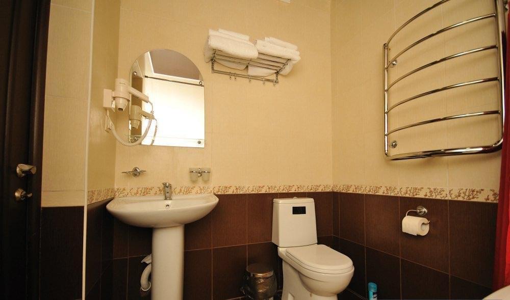 Гостиница «Гранд Виктория» Карачаево-Черкесская Республика Номер «Полулюкс», фото 5