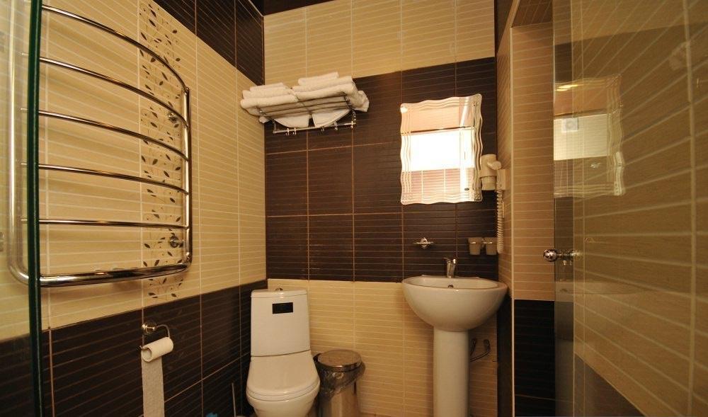 Гостиница «Гранд Виктория» Карачаево-Черкесская Республика Номер «Люкс», фото 8