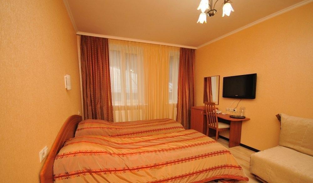 Гостиница «Гранд Виктория» Карачаево-Черкесская Республика Номер «Полулюкс», фото 3