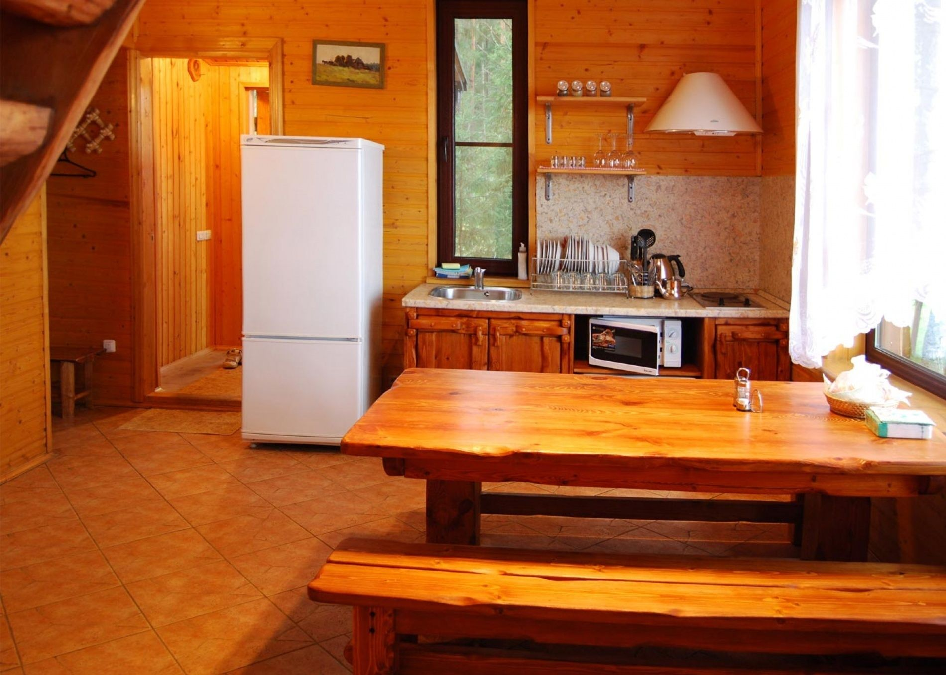 База отдыха «Яр-Селигер» Тверская область VIP-коттедж, фото 5