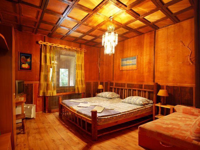 База отдыха «Яр-Селигер» Тверская область Номер с удобствами, фото 1