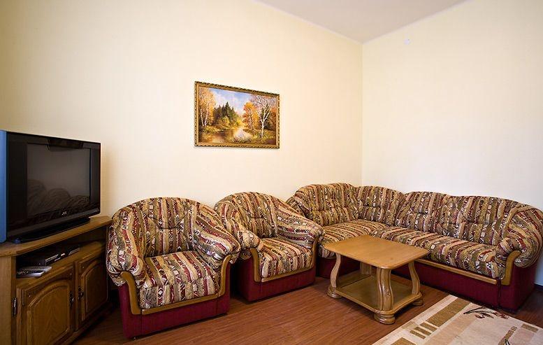 """Загородный отель """"Светлица"""" Тверская область Номер Люкс, фото 3"""