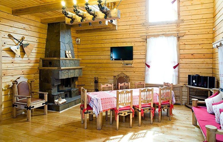 """Загородный отель """"Светлица"""" Тверская область Коттеджи, фото 5"""