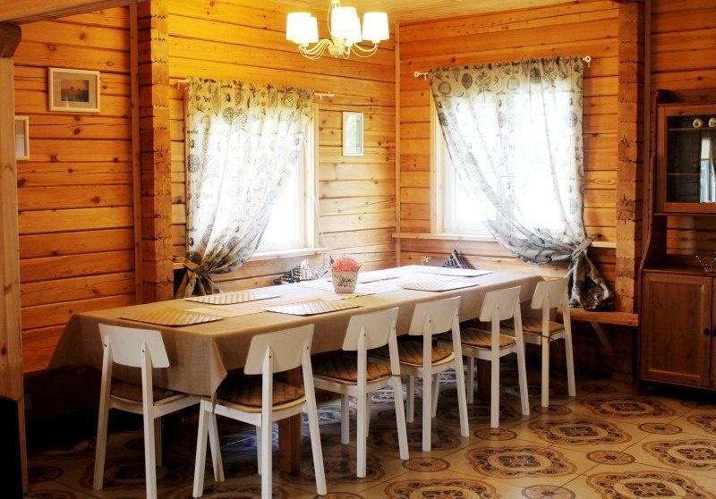База отдыха «Суйсарь» Республика Карелия Коттедж «Руна», фото 5