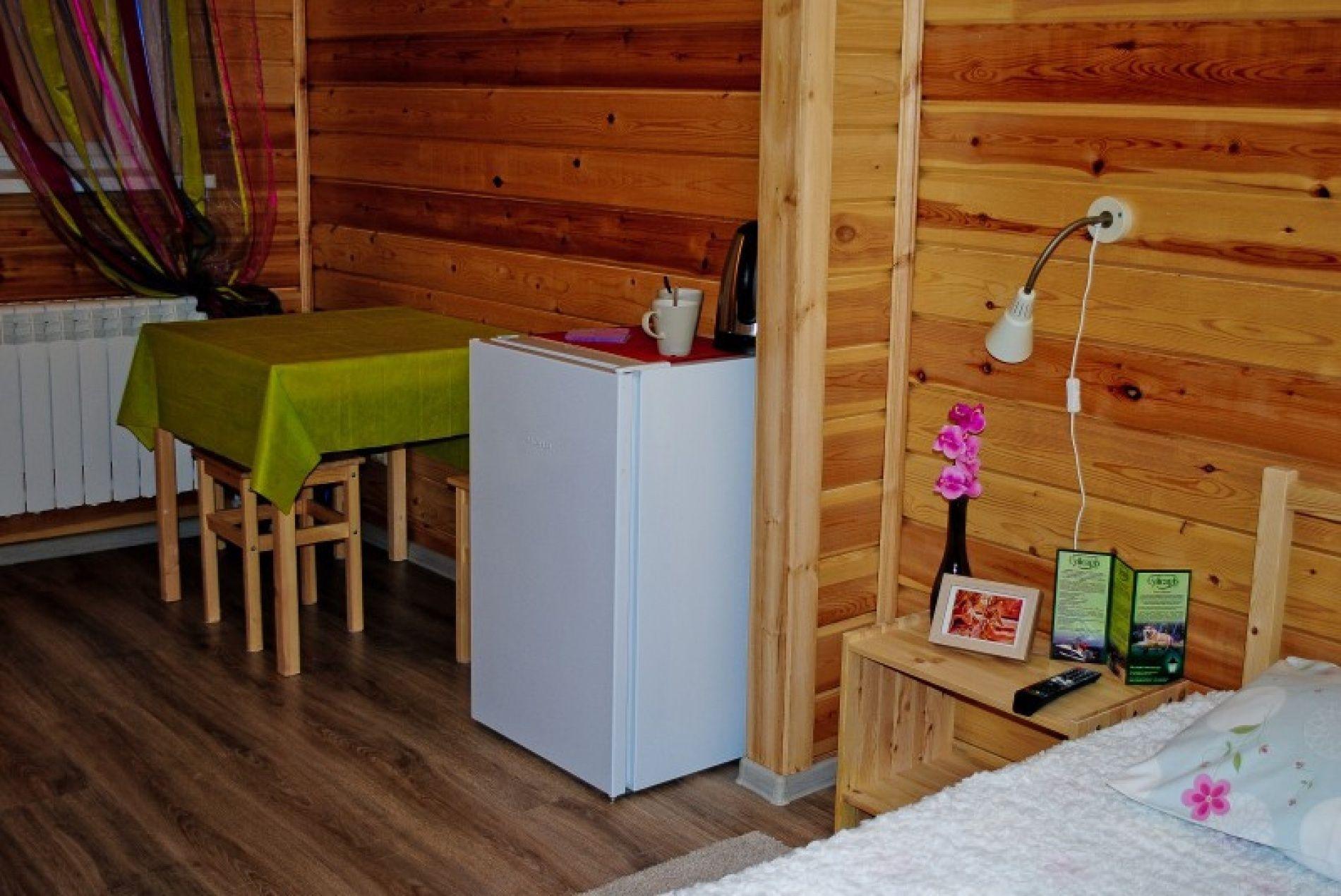 База отдыха «Суйсарь» Республика Карелия 2-местный номер «комфорт» в гостинице , фото 4