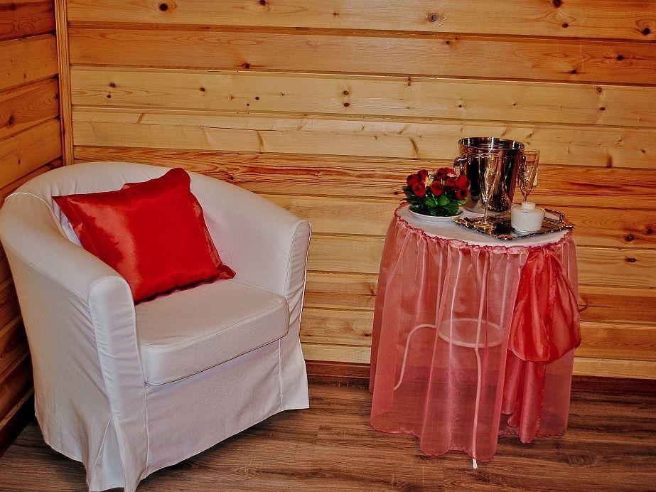База отдыха «Суйсарь» Республика Карелия Свадебный номер, фото 4