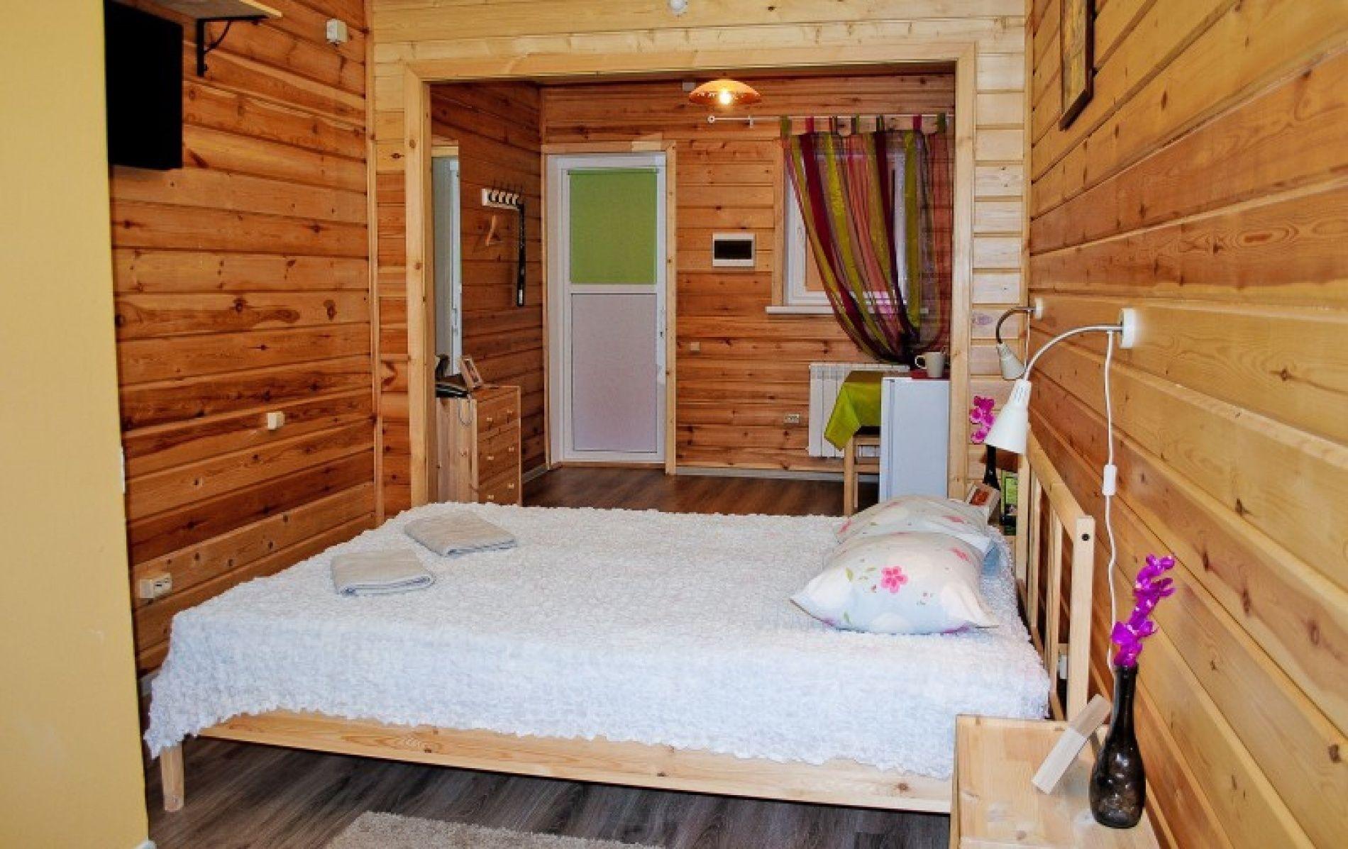 База отдыха «Суйсарь» Республика Карелия 2-местный номер «комфорт» в гостинице , фото 1