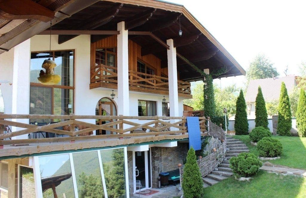 Гостевой дом «Рай-Ski-Домик» Краснодарский край, фото 4