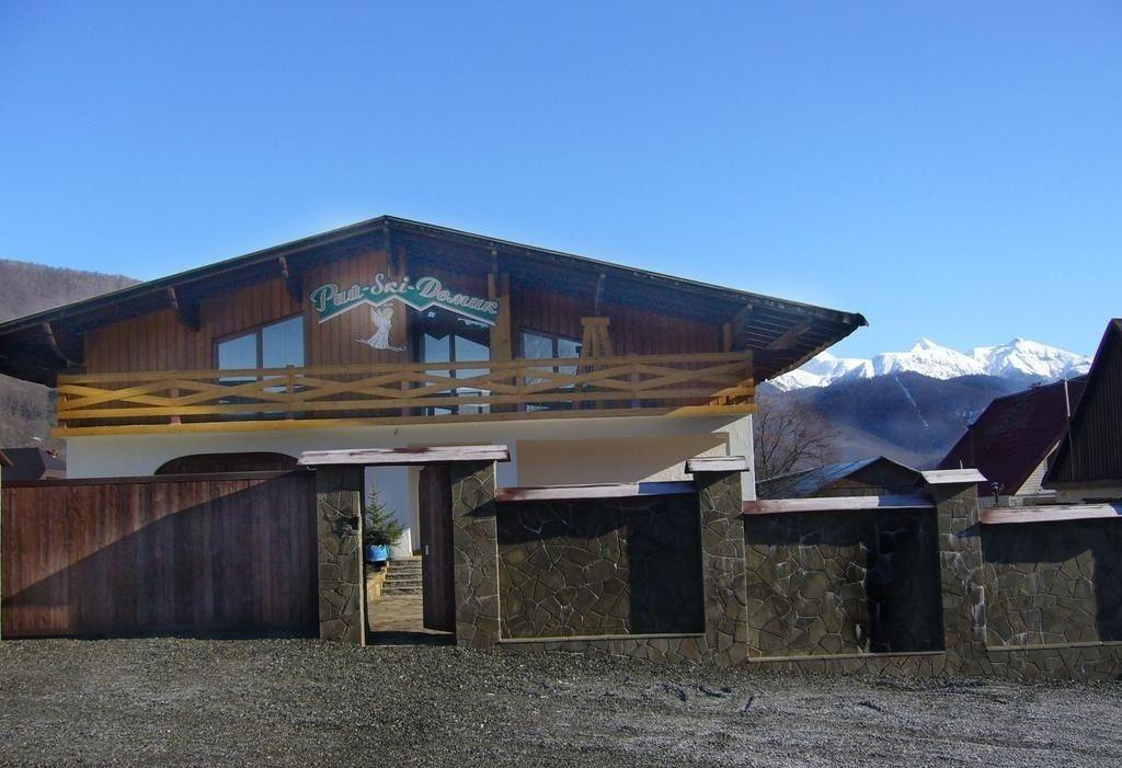 Гостевой дом «Рай-Ski-Домик» Краснодарский край, фото 2