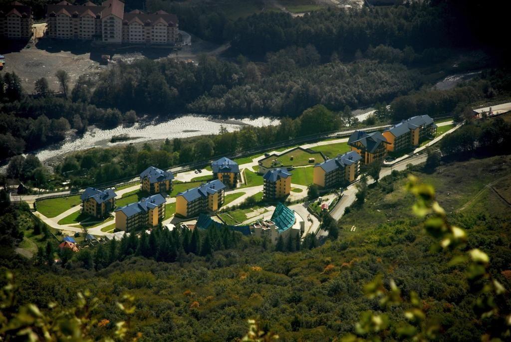 Клубный кондо-отель «Катерина-Альпик» Краснодарский край, фото 6