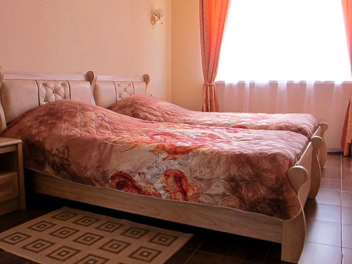 База отдыха «Лазурит» Волгоградская область Номер «Семейный» 6-местный, фото 1