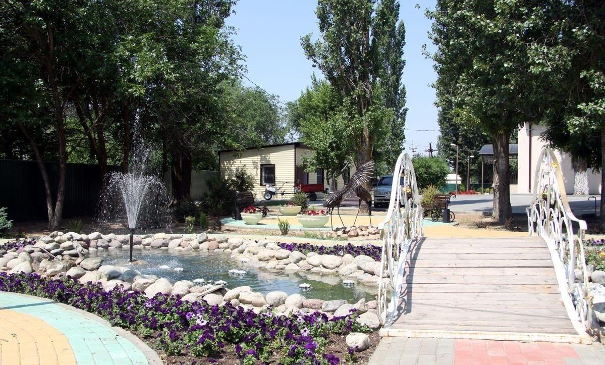 База отдыха «Лазурит» Волгоградская область, фото 14