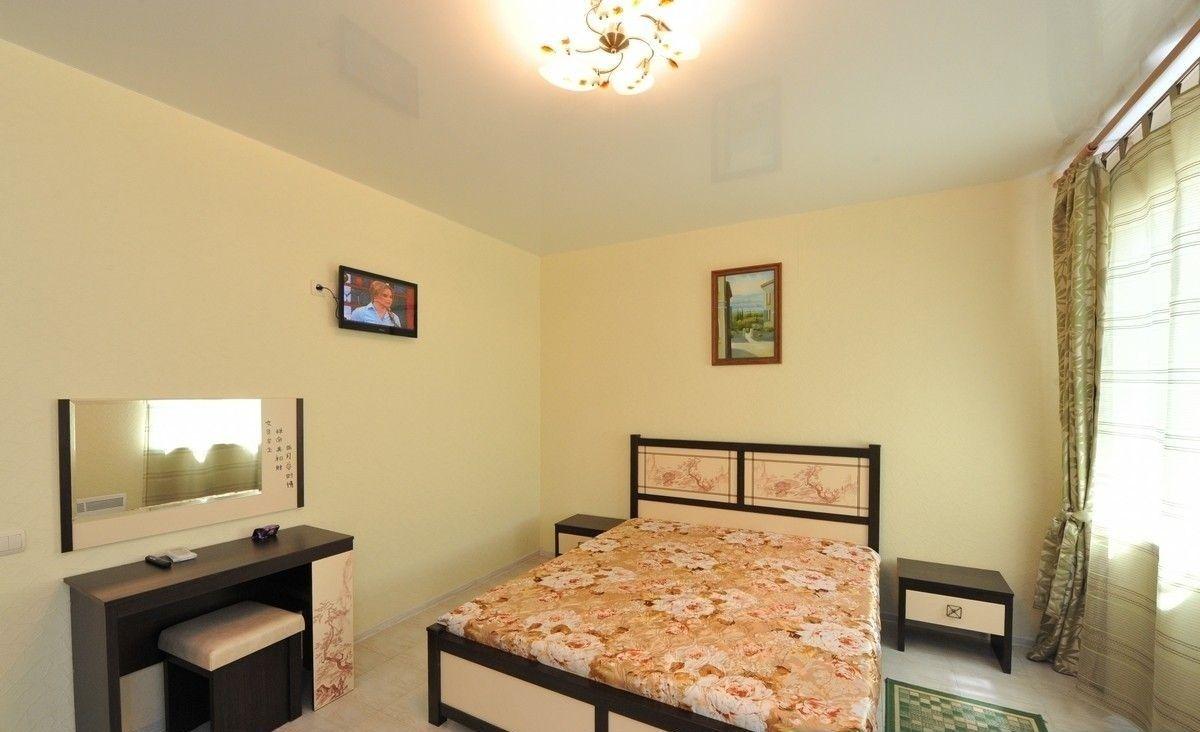 База отдыха «Лазурит» Волгоградская область Номер 2-местный 1-комнатный (корпус №1,4), фото 1