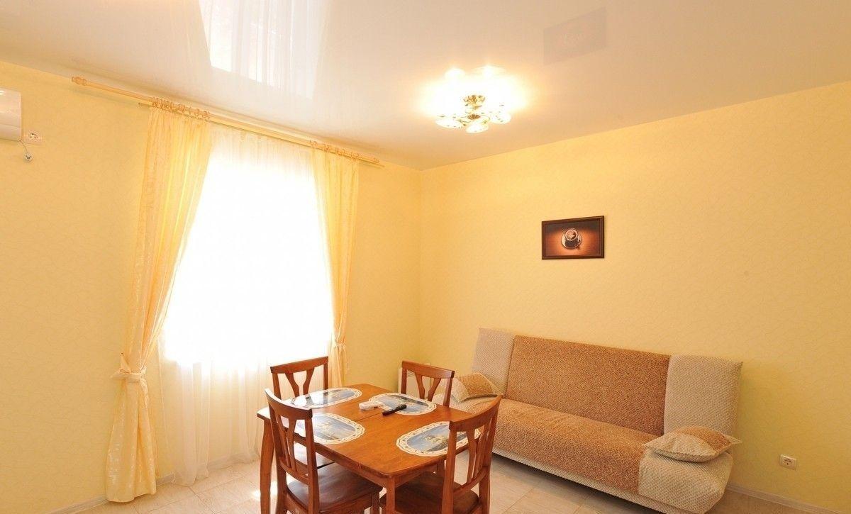 База отдыха «Лазурит» Волгоградская область Номер 2-местный 2-комнатный «Улучшенный» (корпус №1,4), фото 4