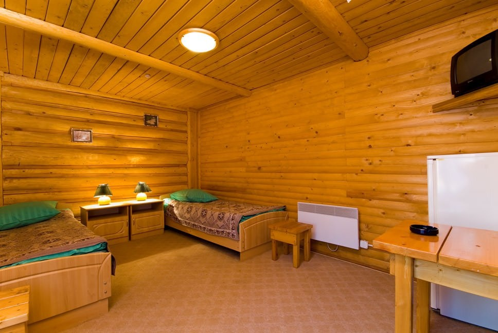 База отдыха «R.C. Озерная» Тверская область Номер в доме «Крестьянский», фото 2