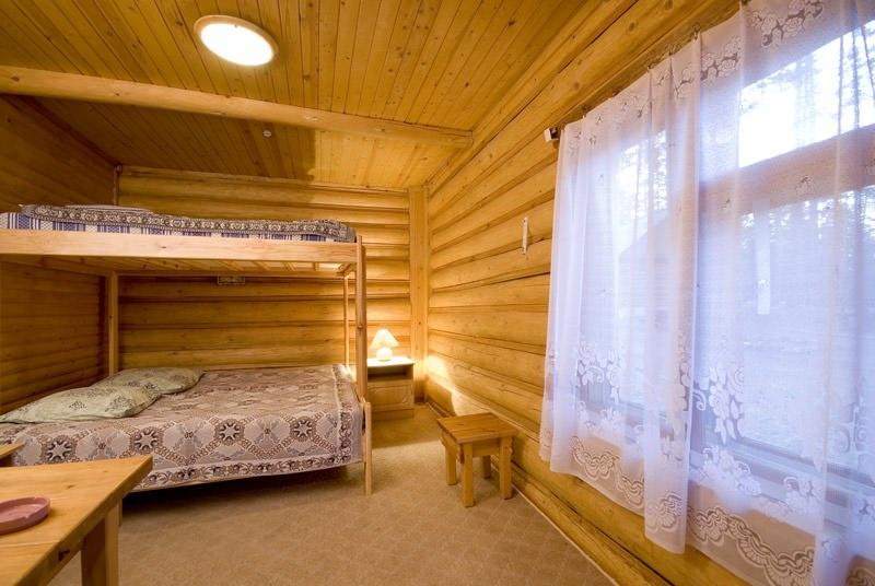 База отдыха «R.C. Озерная» Тверская область Номер в доме «Крестьянский», фото 4