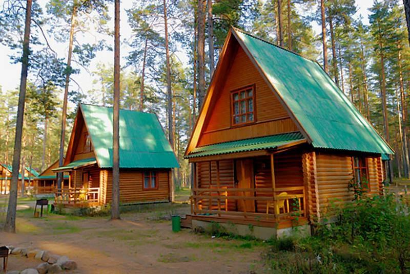 База отдыха «R.C. Озерная» Тверская область Коттедж «Стрелецкий», фото 1
