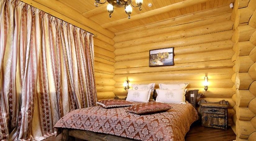 База отдыха «R.C. Озерная» Тверская область Коттедж «Купеческий» 2 этаж, фото 2