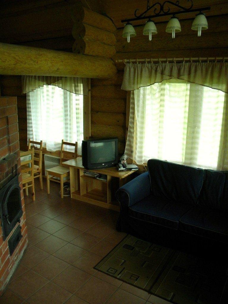 Турбаза «Карельский хутор» Республика Карелия Маленький дом, фото 3