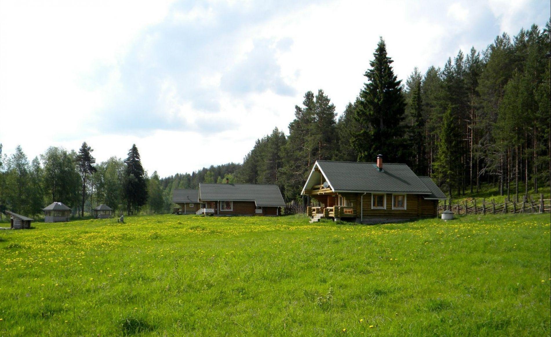 Турбаза «Карельский хутор» Республика Карелия, фото 16