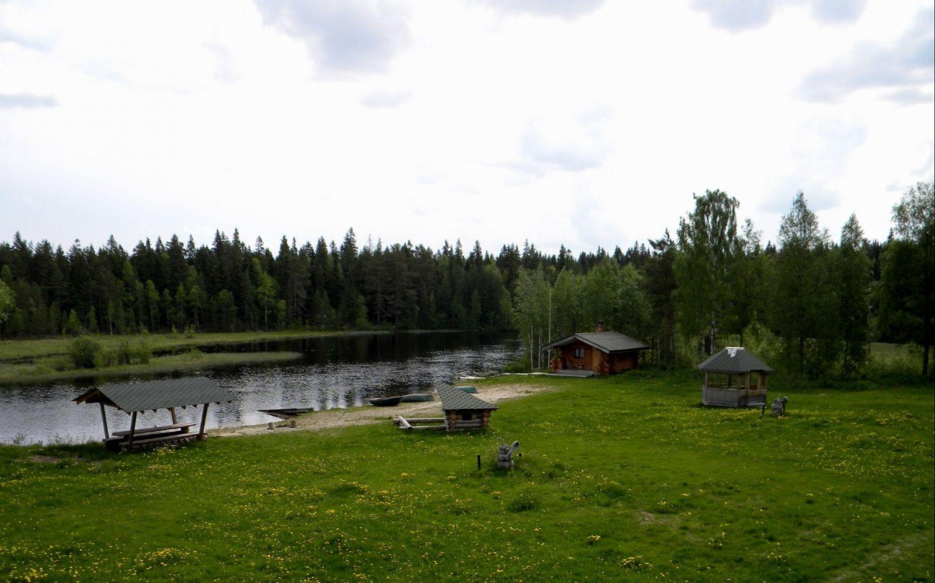 Турбаза «Карельский хутор» Республика Карелия, фото 17