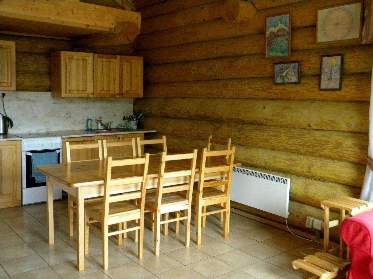 Турбаза «Карельский хутор» Республика Карелия Большой коттедж, фото 8
