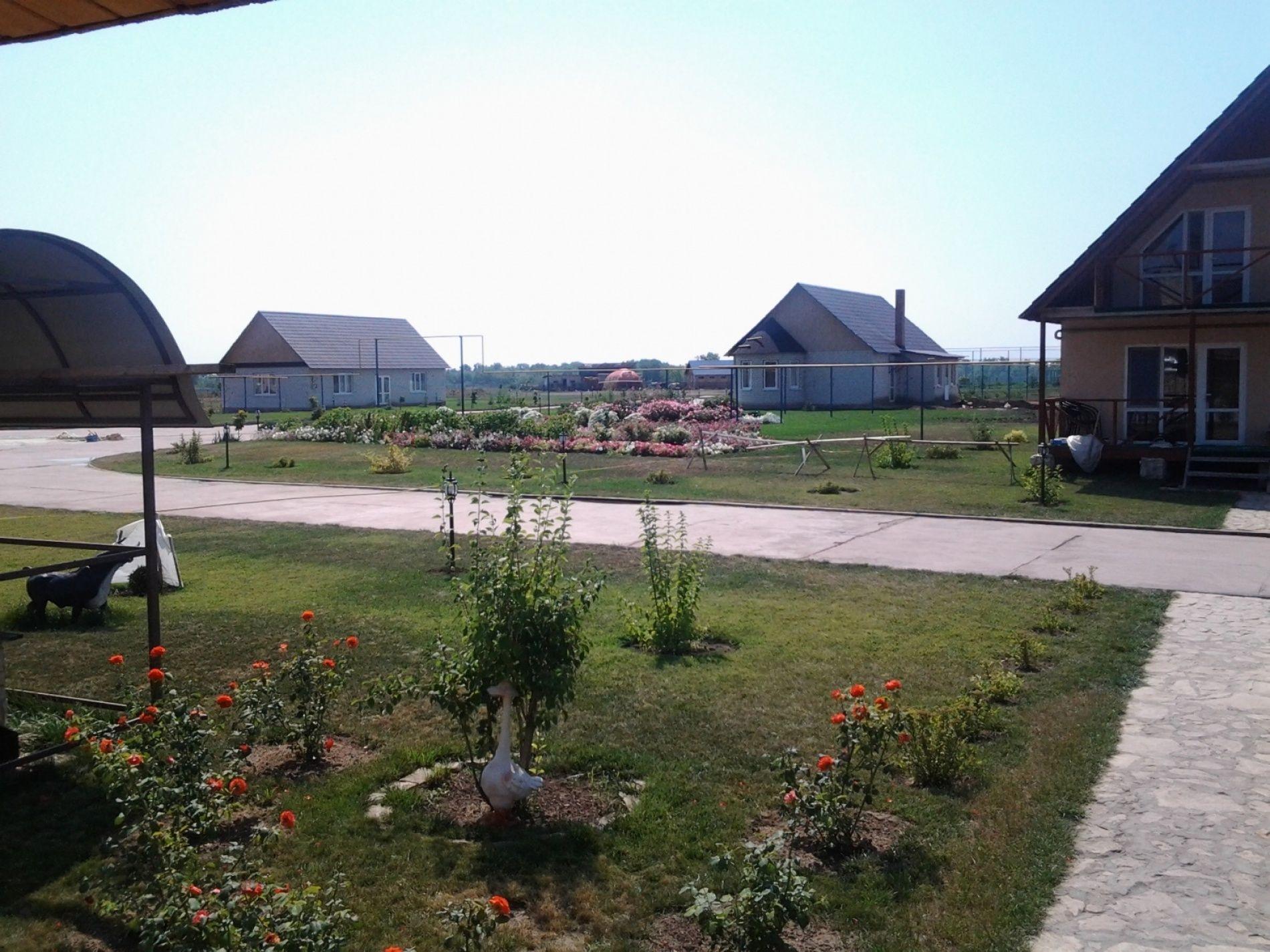 """База отдыха """"Каштан"""" Саратовская область, фото 1"""