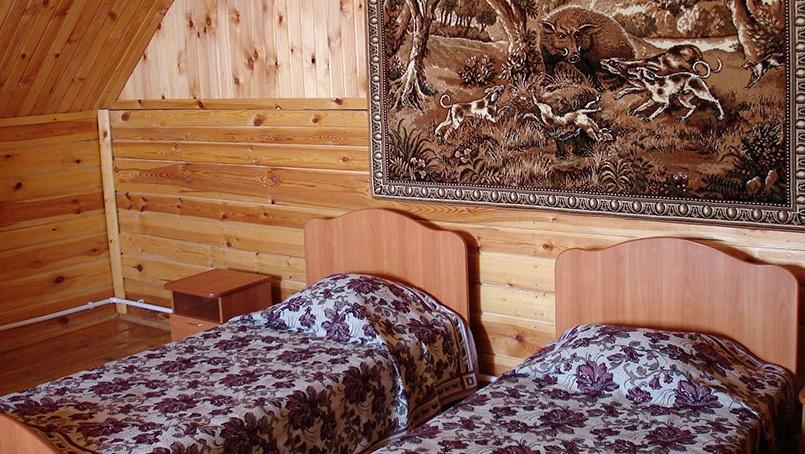 База отдыха «Сурские зори» Чувашская Республика Номер «Стандартный» в доме «Дуся», фото 2