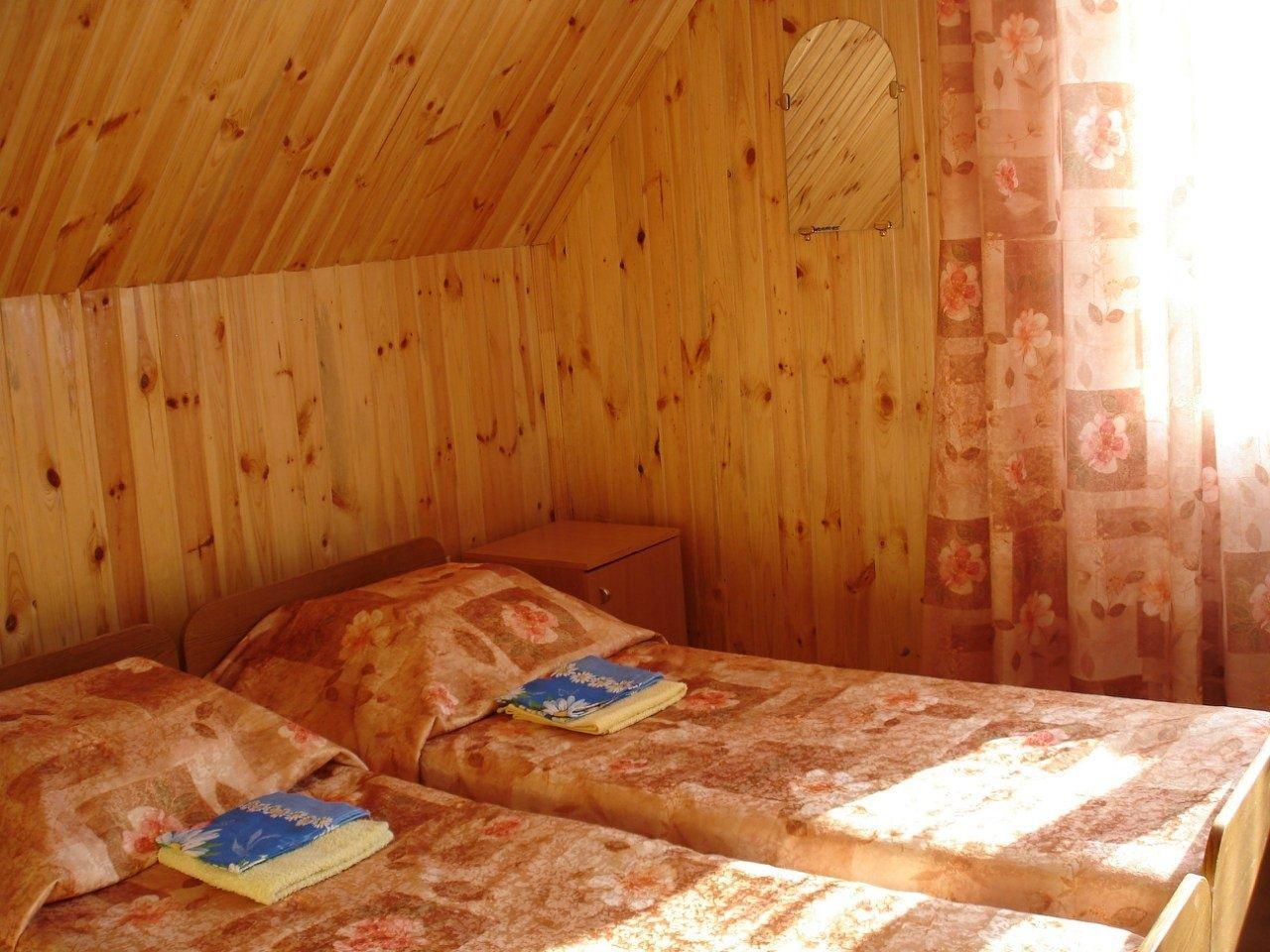 База отдыха «Сурские зори» Чувашская Республика Домик «Заимка», фото 4