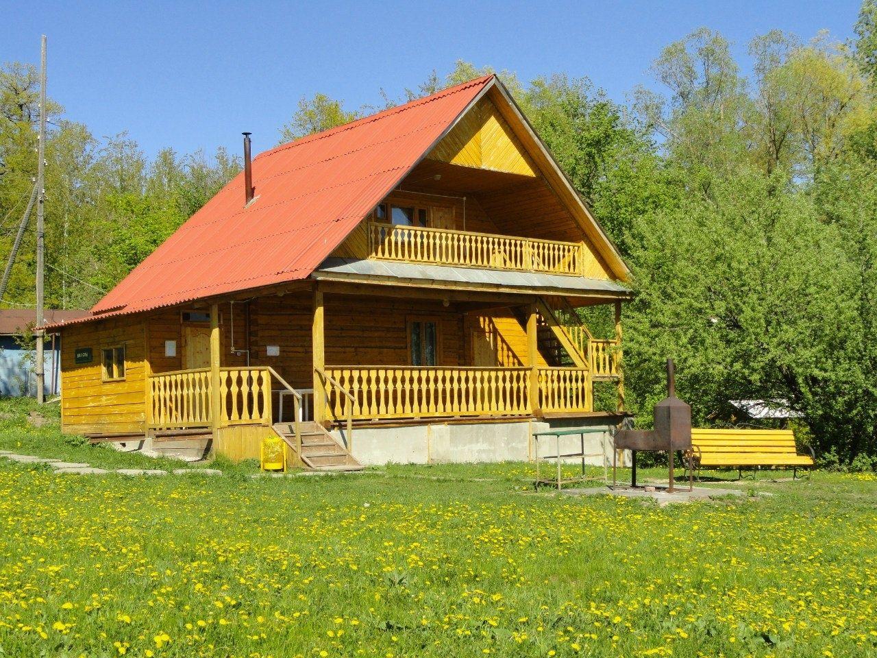База отдыха «Сурские зори» Чувашская Республика, фото 2