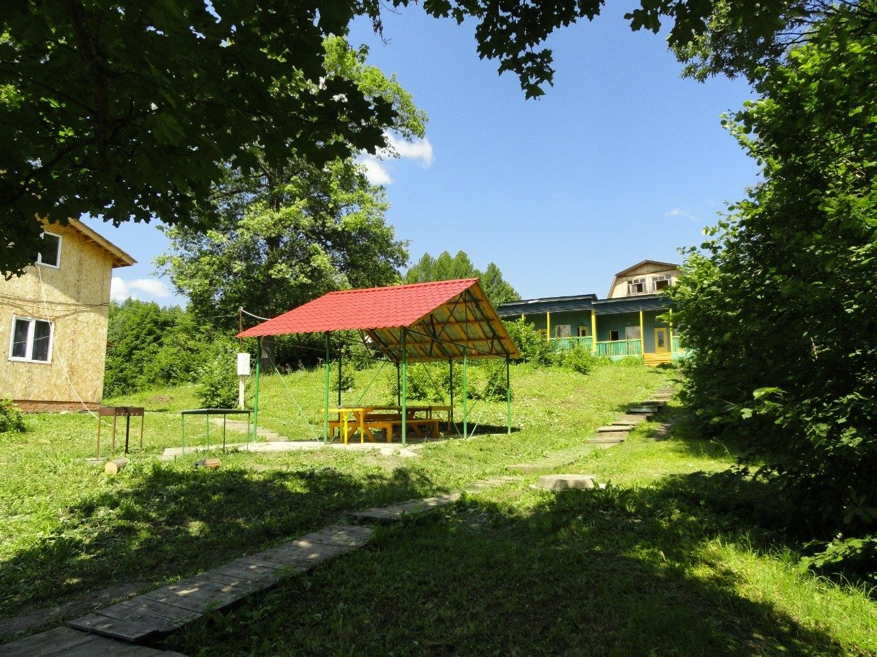 База отдыха «Сурские зори» Чувашская Республика, фото 9