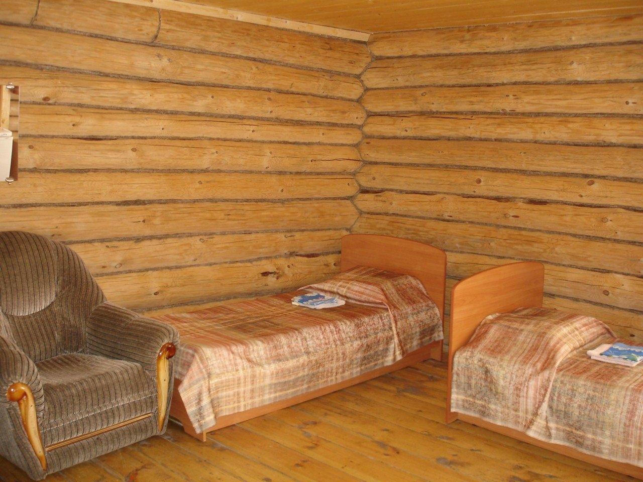 База отдыха «Сурские зори» Чувашская Республика Домик «Заимка», фото 2