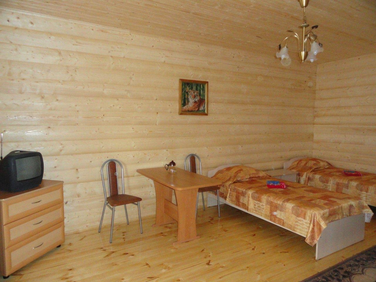 База отдыха «Сурские зори» Чувашская Республика Номер «Стандартный» в доме «Любава», фото 1