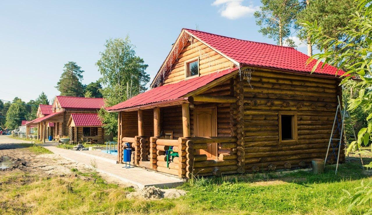 База отдыха «Рыболов-профи» Ханты-Мансийский автономный округ (Югра), фото 1