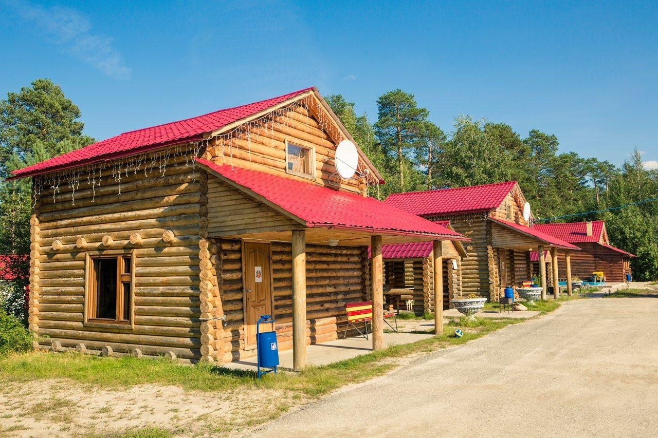 База отдыха «Рыболов-профи» Ханты-Мансийский автономный округ (Югра), фото 3