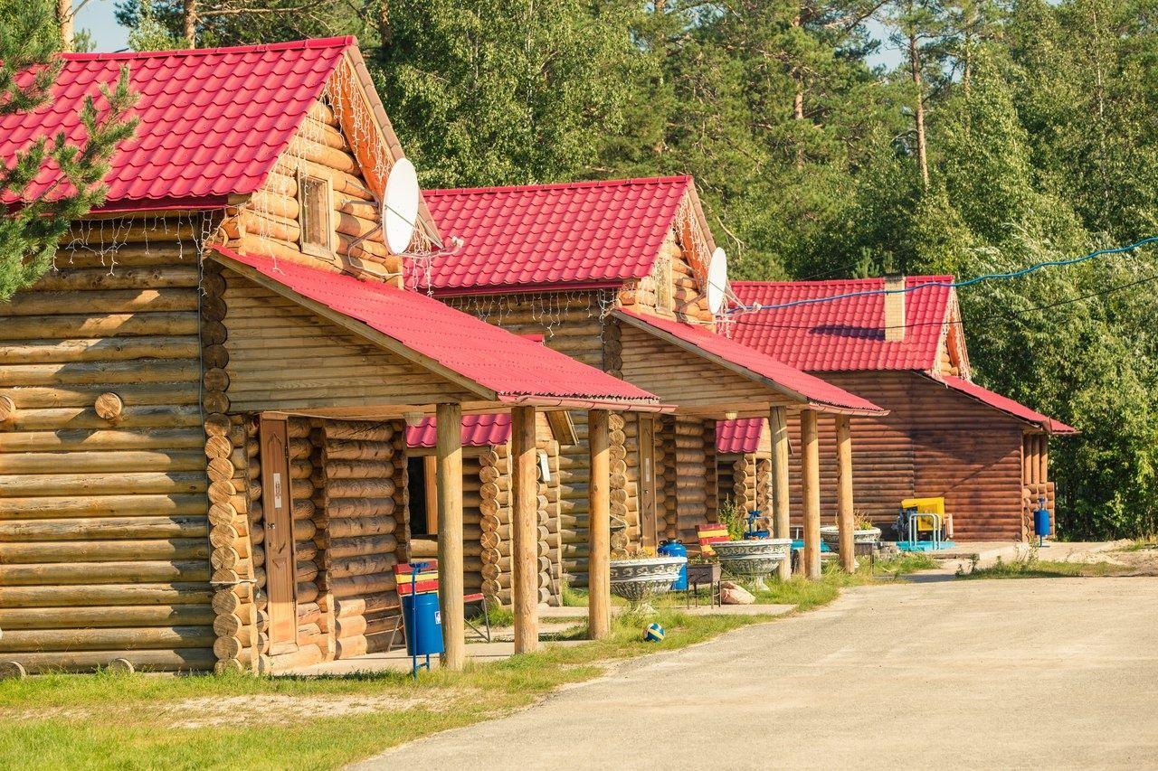 База отдыха «Рыболов-профи» Ханты-Мансийский автономный округ (Югра), фото 4