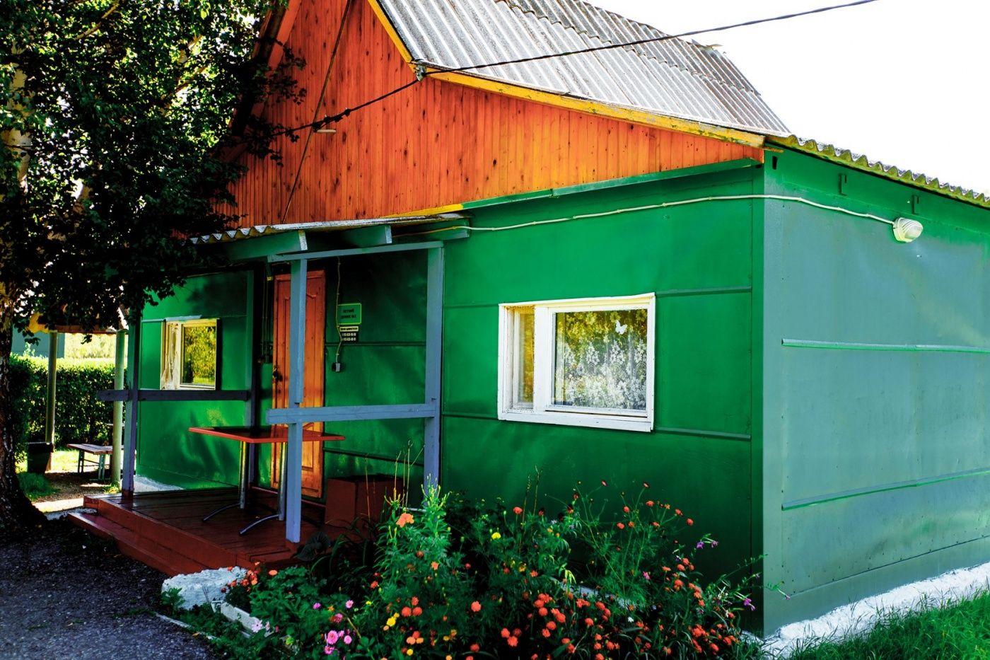 """База отдыха """"Зотино"""" Омская область Летний домик, фото 2"""