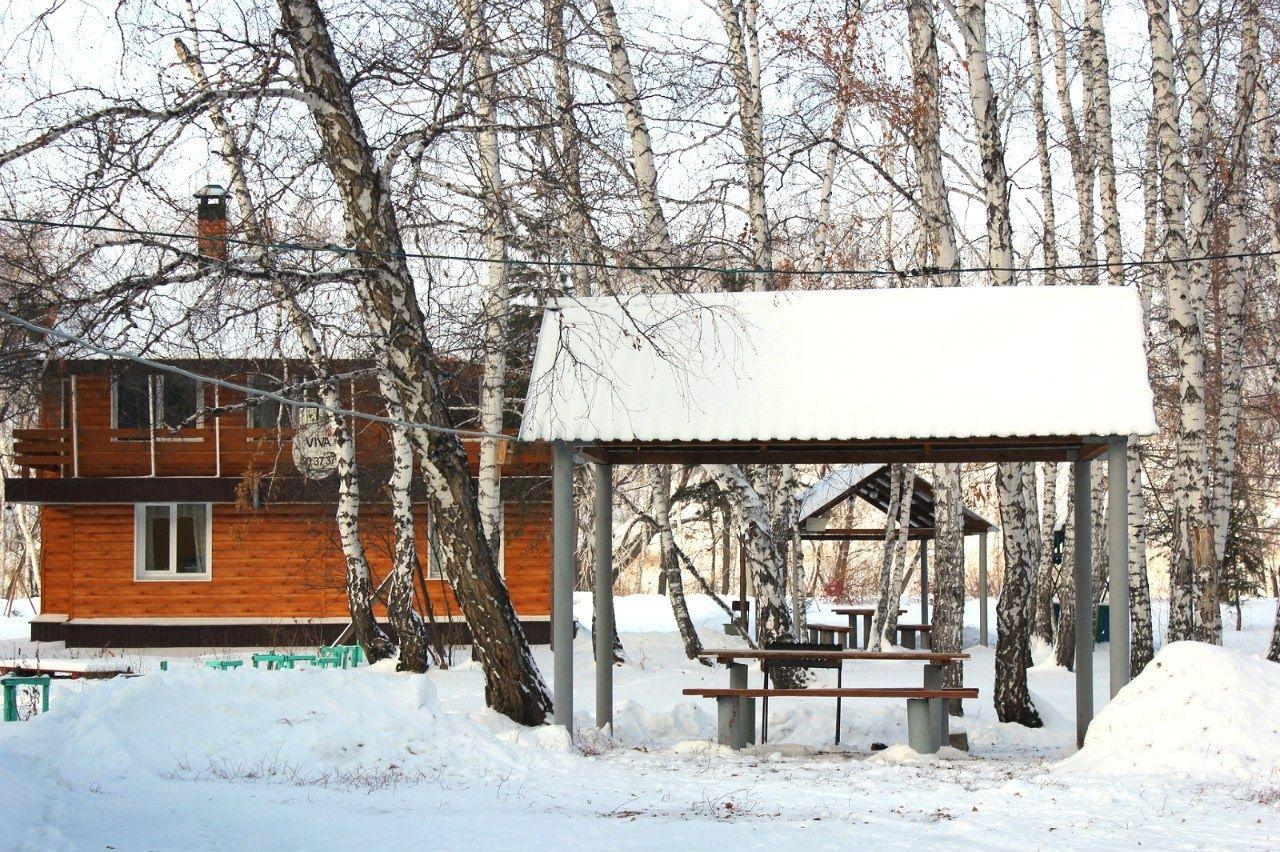 """База отдыха """"Зотино"""" Омская область, фото 18"""