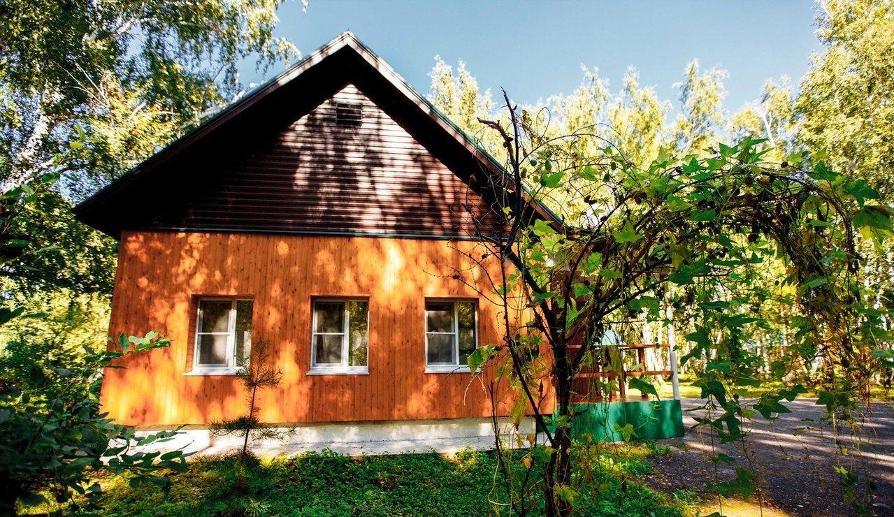 """База отдыха """"Зотино"""" Омская область, фото 1"""