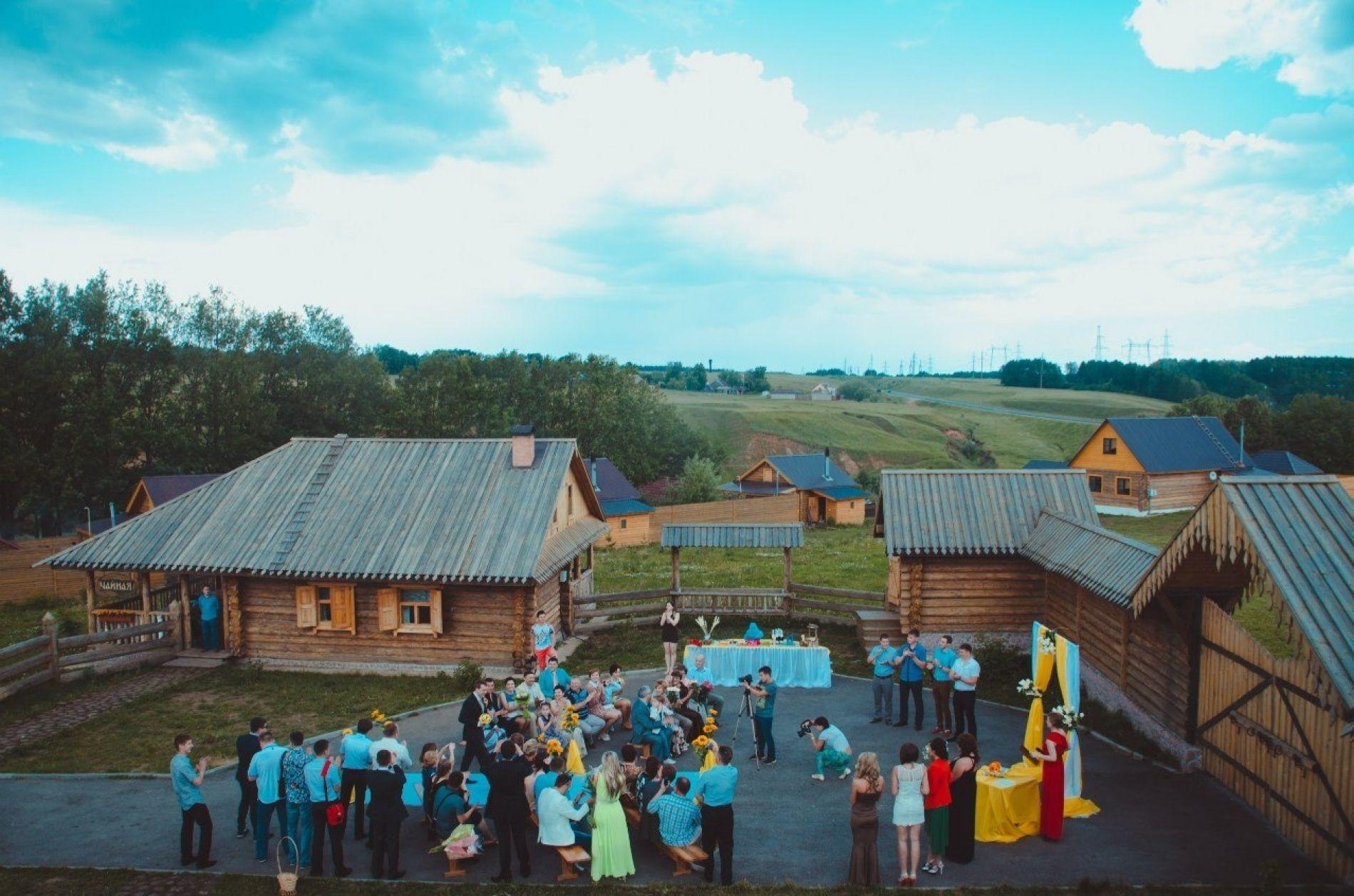 """Туристический комплекс """"Заимка"""" Чувашская Республика, фото 10"""
