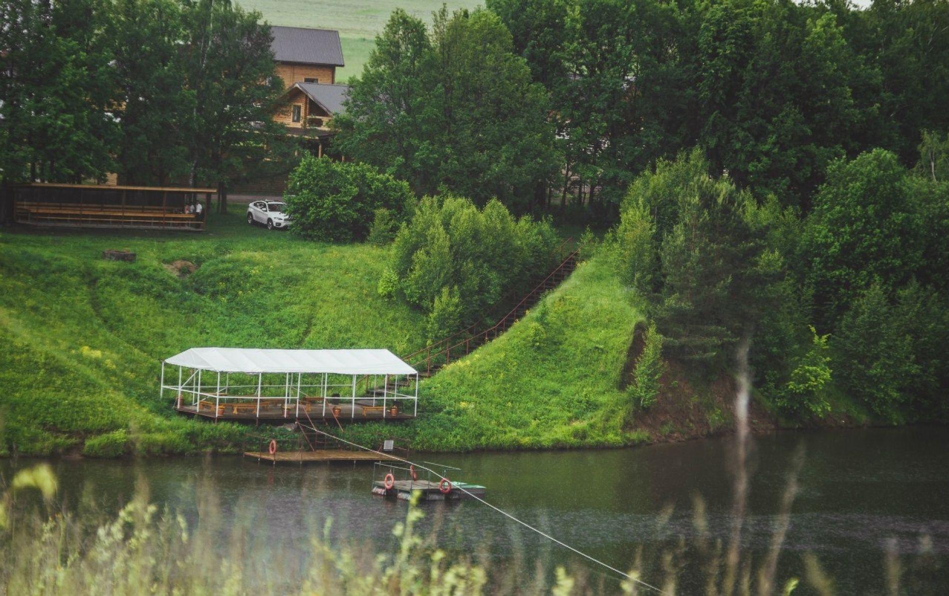 """Туристический комплекс """"Заимка"""" Чувашская Республика, фото 13"""