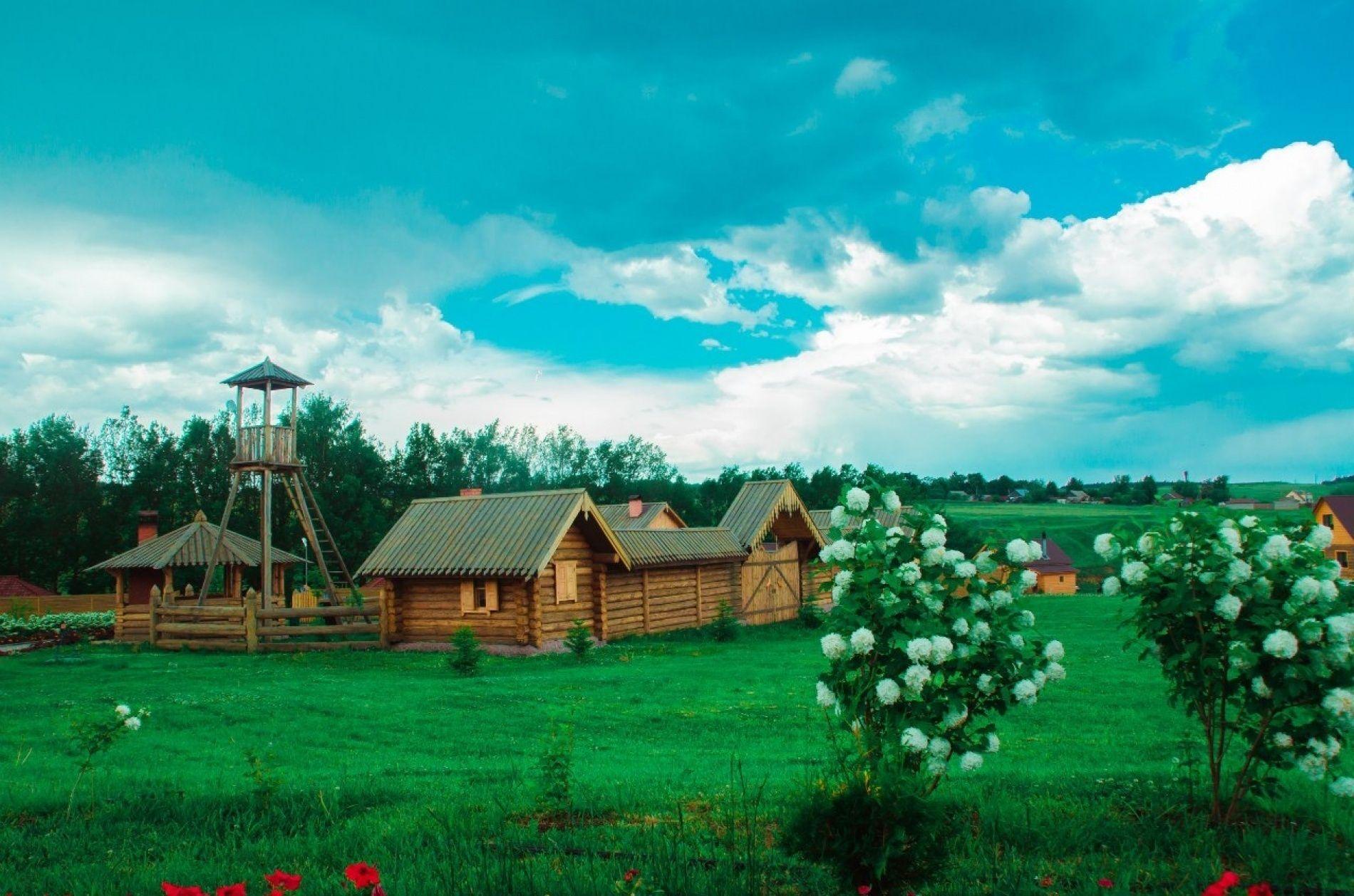 """Туристический комплекс """"Заимка"""" Чувашская Республика, фото 21"""