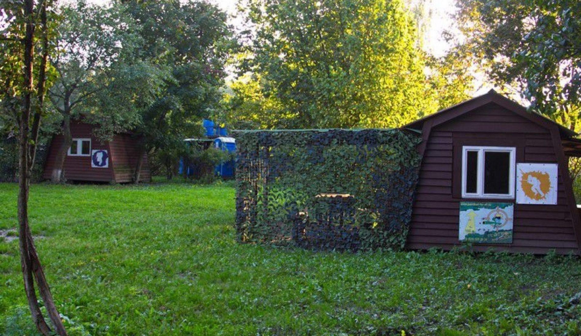 """Турбаза """"Мечта. Берег приключений"""" Московская область, фото 1"""