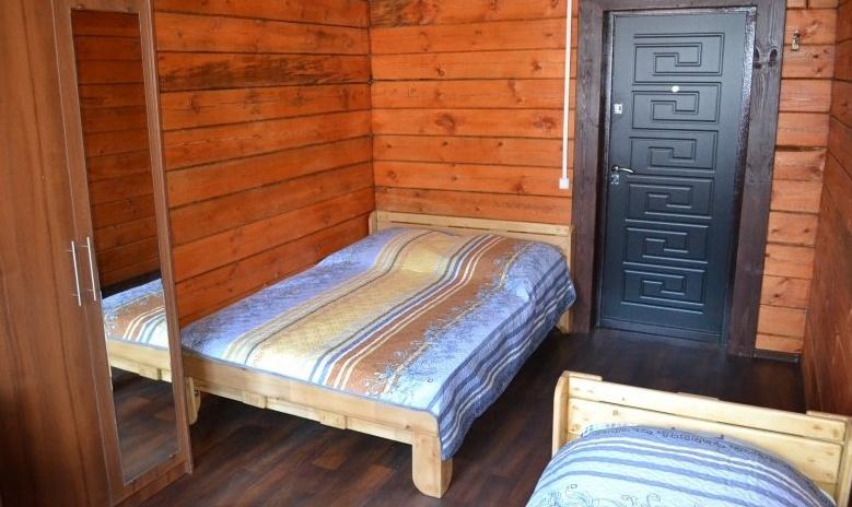 Гостевой дом «Байкал1» Иркутская область Гостиничный номер, фото 4