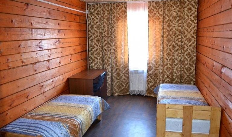 Гостевой дом «Байкал1» Иркутская область Гостиничный номер, фото 1