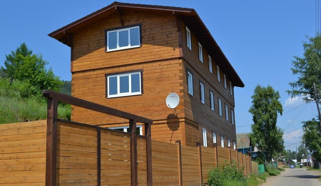 Гостевой дом «Байкал1» Иркутская область, фото 1