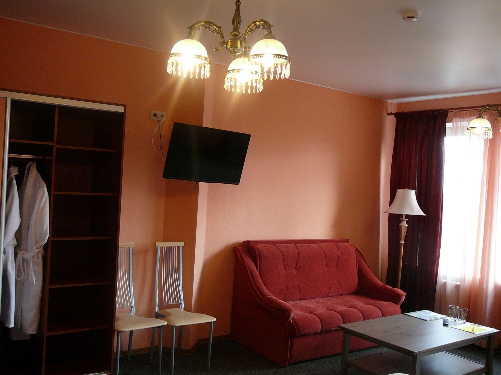 Гостиница «К-Визит Токсово» Ленинградская область Апартаменты, фото 3