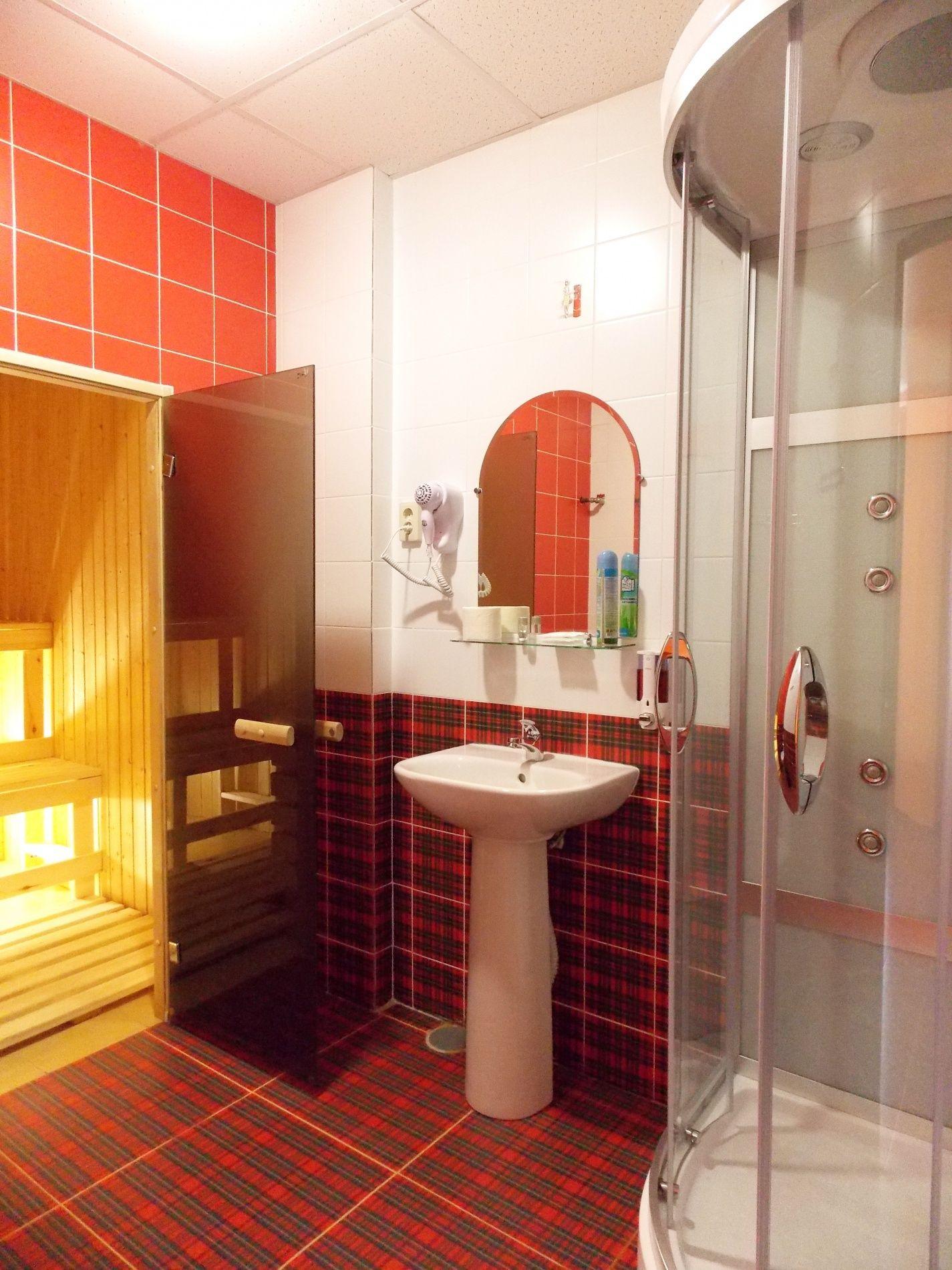 Гостиница «К-Визит Токсово» Ленинградская область Апартаменты, фото 4