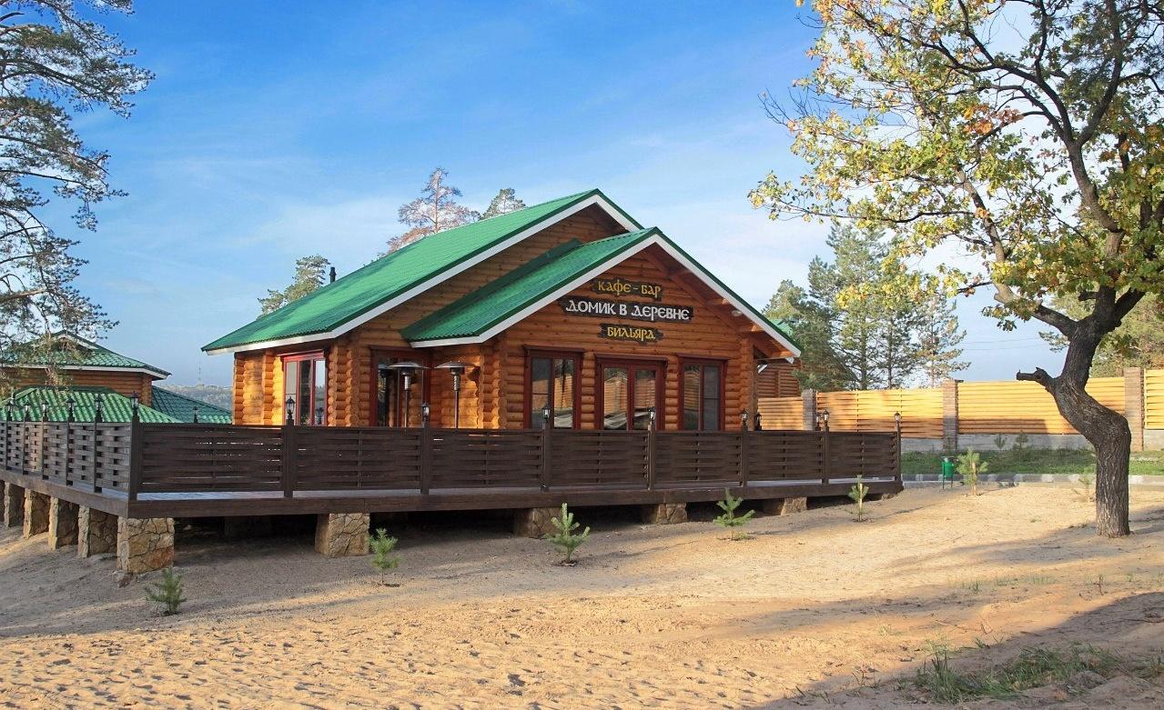 База отдыха «Волжская деревня» Чувашская Республика, фото 9