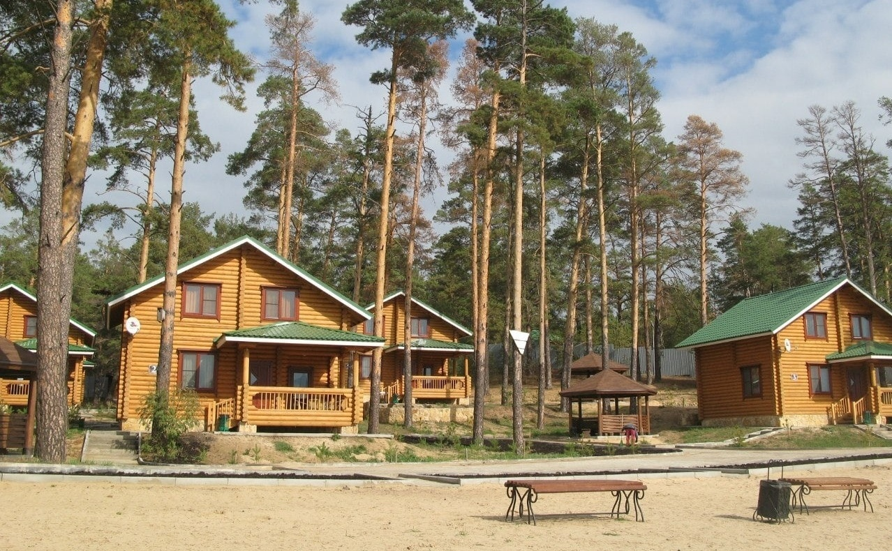 База отдыха «Волжская деревня» Чувашская Республика, фото 8